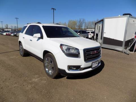 2017 GMC Acadia Limited for sale at Northland Auto Center Inc in Milaca MN