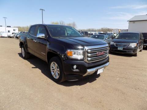 2018 GMC Canyon for sale at Northland Auto Center Inc in Milaca MN