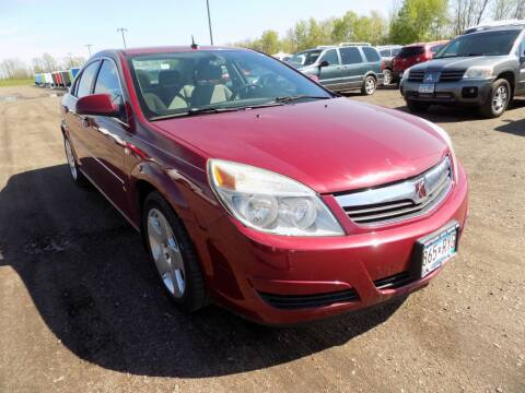 2007 Saturn Aura XE for sale at Northland Auto Center Inc in Milaca MN