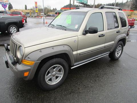 2006 Jeep Liberty for sale in Kelso, WA
