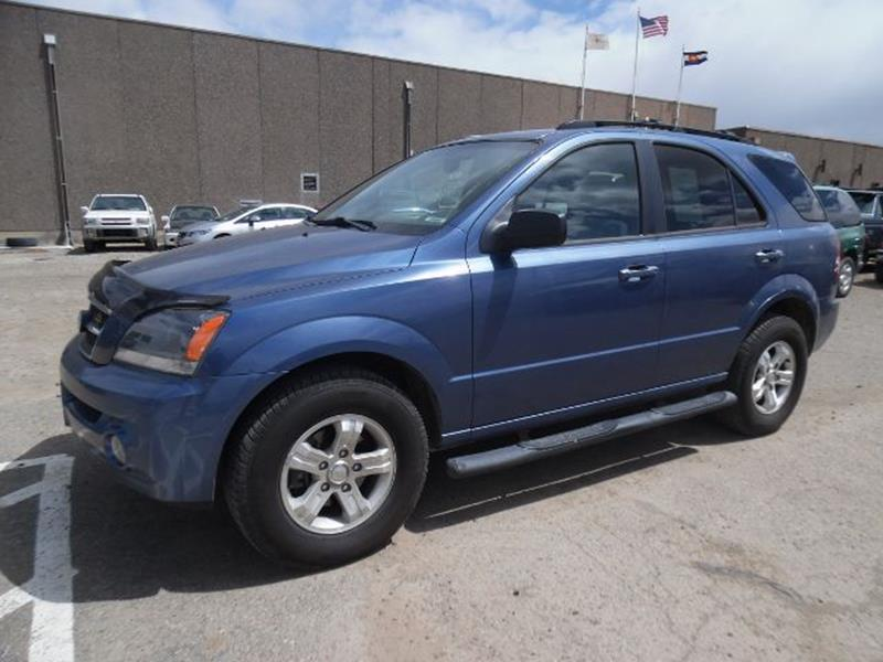 2006 Kia Sorento For Sale At Mikes Auto INC In Grand Junction CO