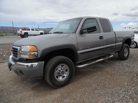 2006 GMC Sierra 2500HD for sale in Grand Junction, CO