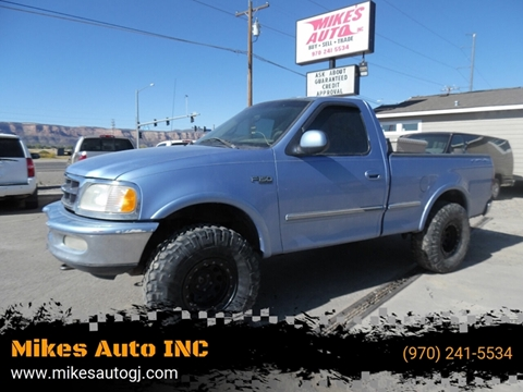 1997 Ford F-150 for sale in Grand Junction, CO