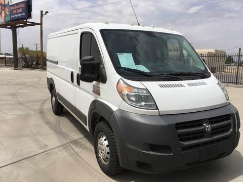 2015 RAM ProMaster Cargo for sale in Las Cruces, NM