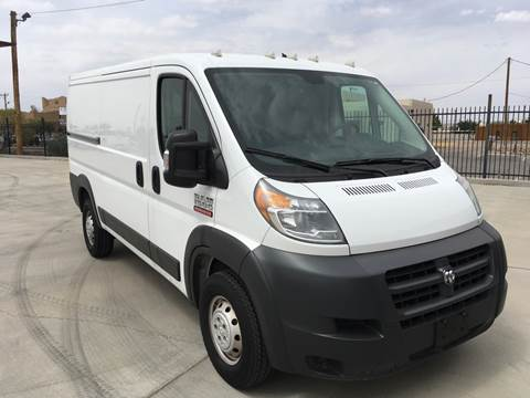 2017 RAM ProMaster Cargo for sale in Las Cruces, NM