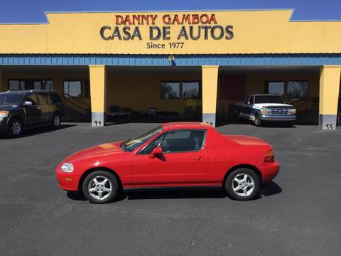 1995 Honda Civic del Sol for sale in Las Cruces, NM