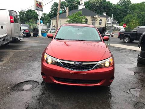 2009 Subaru Impreza for sale at Techno Motors in Danbury CT