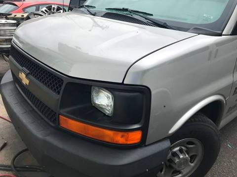 2009 Chevrolet Express Cargo for sale at Techno Motors in Danbury CT