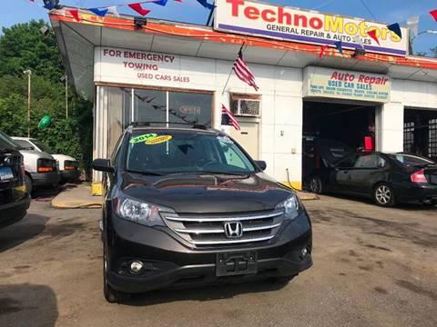 2014 Honda CR-V for sale at Techno Motors in Danbury CT
