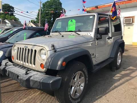 2007 Jeep Wrangler for sale at Techno Motors in Danbury CT