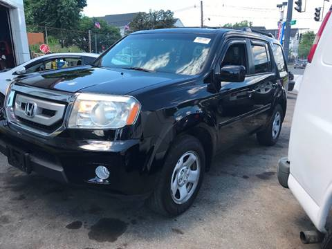 2010 Honda Pilot for sale at Techno Motors in Danbury CT