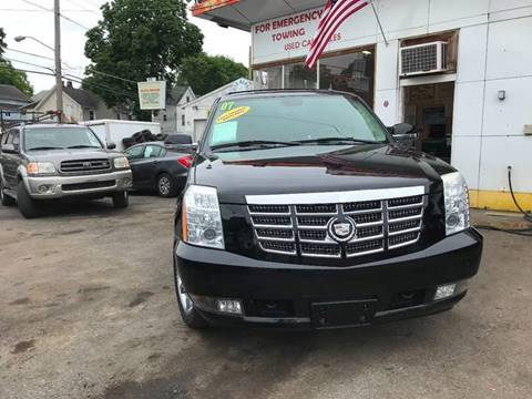 2007 Cadillac Escalade for sale at Techno Motors in Danbury CT