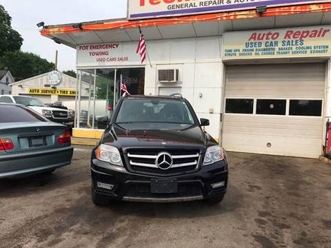 2011 Mercedes-Benz GLK for sale at Techno Motors in Danbury CT