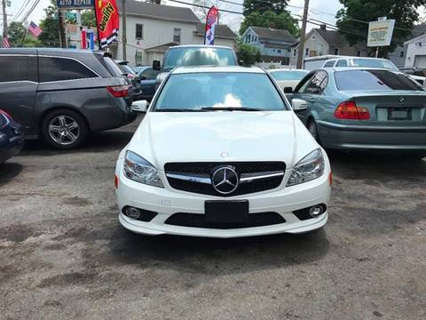 2010 Mercedes-Benz C-Class for sale at Techno Motors in Danbury CT