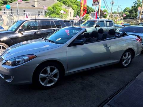 2005 Toyota Camry Solara for sale at Techno Motors in Danbury CT