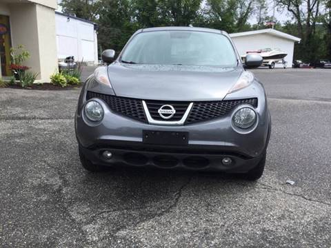 2011 Nissan JUKE for sale at Techno Motors in Danbury CT