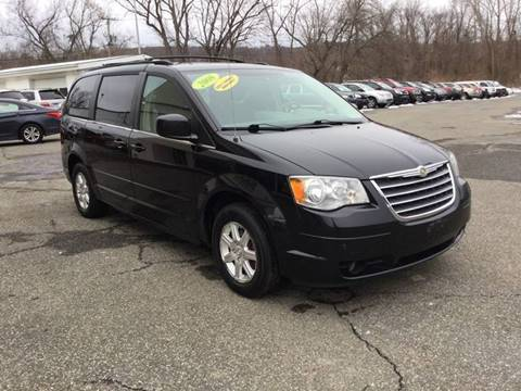 2008 Chrysler Town and Country for sale at Techno Motors in Danbury CT