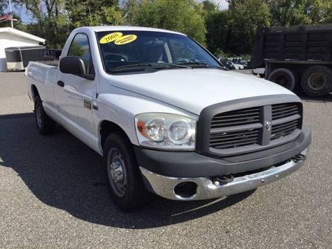 2008 Dodge Ram Pickup 2500 for sale at Techno Motors in Danbury CT