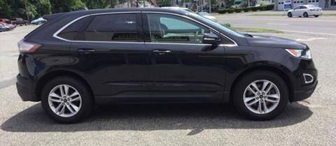 2015 Ford Edge for sale at Techno Motors in Danbury CT