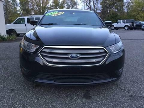 2013 Ford Taurus for sale at Techno Motors in Danbury CT