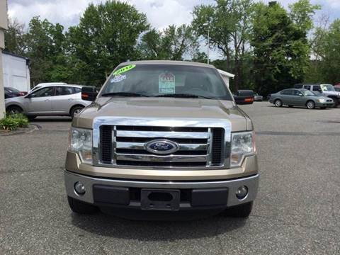 2012 Ford F-150 for sale at Techno Motors in Danbury CT