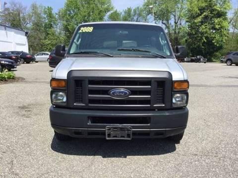2009 Ford E-Series Wagon for sale at Techno Motors in Danbury CT