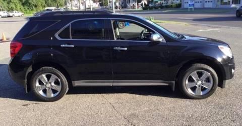 2015 Chevrolet Equinox for sale at Techno Motors in Danbury CT