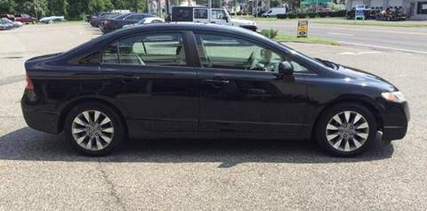 2010 Honda Civic for sale at Techno Motors in Danbury CT