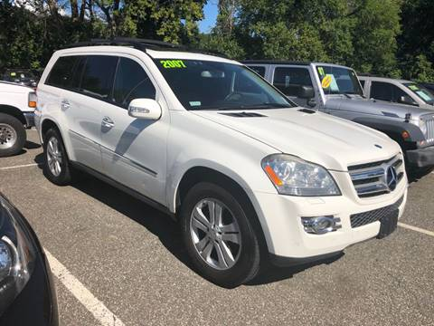 2007 Mercedes-Benz GL-Class for sale at Techno Motors in Danbury CT