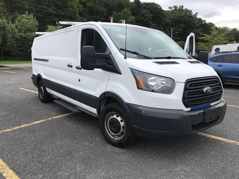 2015 Ford Transit Cargo for sale at Techno Motors in Danbury CT