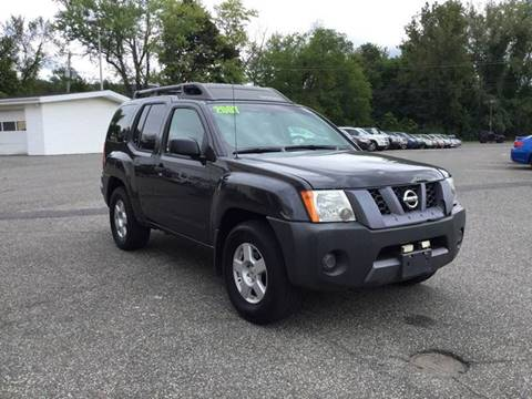 2007 Nissan Xterra for sale at Techno Motors in Danbury CT