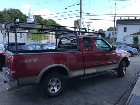 2001 Ford F-150 for sale at Techno Motors in Danbury CT