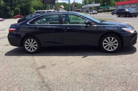 2015 Toyota Camry for sale at Techno Motors in Danbury CT