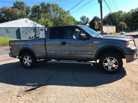 2004 Ford F-150 for sale at Techno Motors in Danbury CT