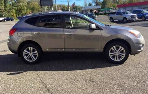 2012 Nissan Rogue for sale at Techno Motors in Danbury CT