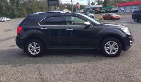 2011 Chevrolet Equinox for sale at Techno Motors in Danbury CT