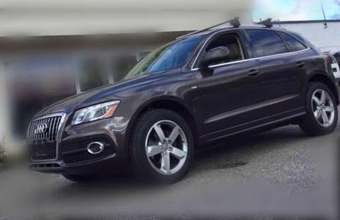 2011 Audi Q5 for sale at Techno Motors in Danbury CT