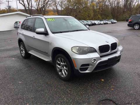 2011 BMW X5 for sale at Techno Motors in Danbury CT