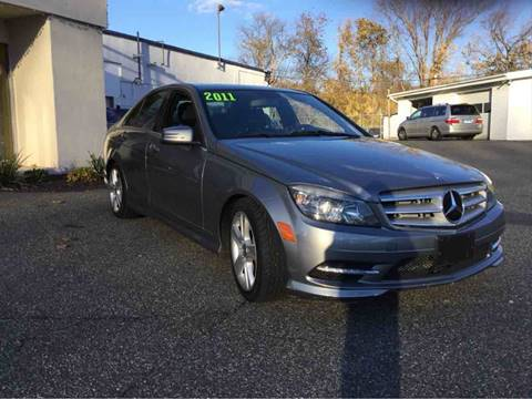 2011 Mercedes-Benz C-Class for sale at Techno Motors in Danbury CT