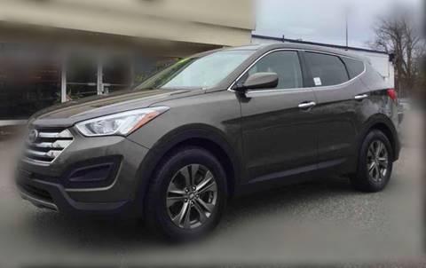 2013 Hyundai Santa Fe Sport for sale at Techno Motors in Danbury CT