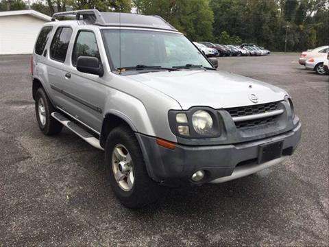 2004 Nissan Xterra for sale at Techno Motors in Danbury CT