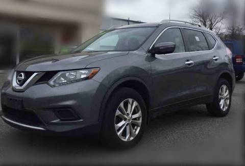 2015 Nissan Rogue for sale at Techno Motors in Danbury CT