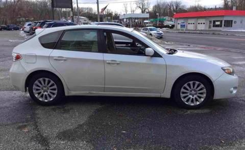2010 Subaru Impreza for sale at Techno Motors in Danbury CT