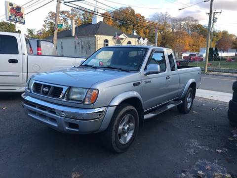 2000 Nissan Frontier for sale at Techno Motors in Danbury CT
