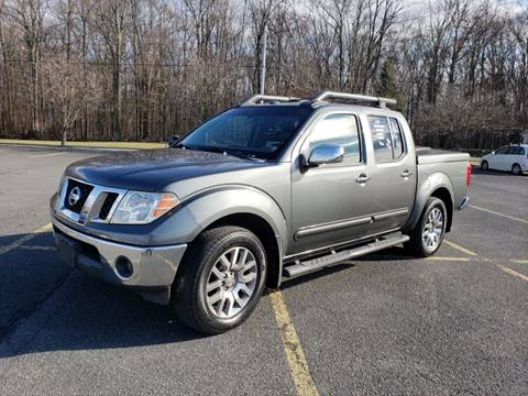 2009 Nissan Frontier for sale at Techno Motors in Danbury CT