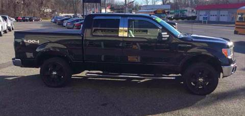 2010 Ford F-150 for sale at Techno Motors in Danbury CT