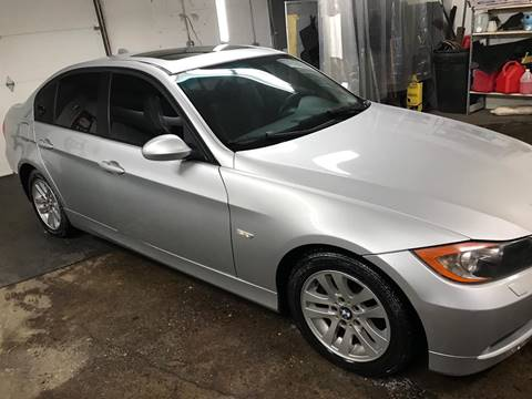2006 BMW 3 Series for sale at Techno Motors in Danbury CT