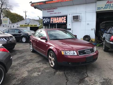 2004 Audi A4 for sale at Techno Motors in Danbury CT