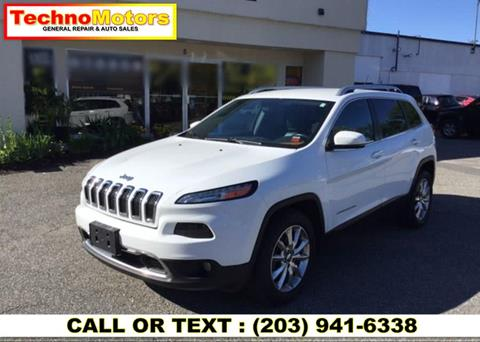 2015 Jeep Cherokee for sale in Danbury, CT
