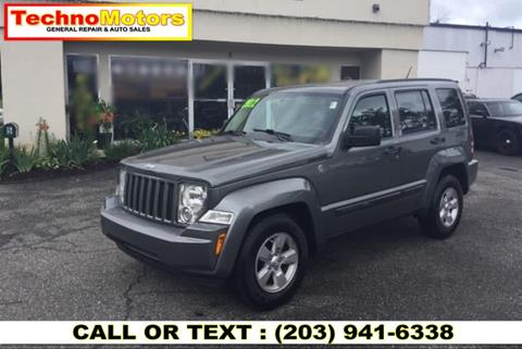 2012 Jeep Liberty for sale in Danbury, CT